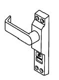 4550R-01-628 Deadlock Lever w/ lock Indicator
