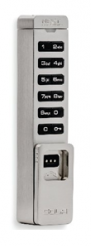 Next Sola Key Managed Vertical Temp-Perm Satin Nickel Qty 1-49 Call For Qty. Pricing