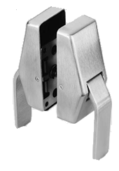 Glynn Johnson HL6-9050-US26D Push/Pull Mort. Lock Office Satin Chrome
