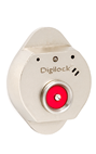 DT-70 SERIES DIGILOCK I-BUTTON ADA Compliant Touch Button Locks, Assigned use Quantity 1 - 49