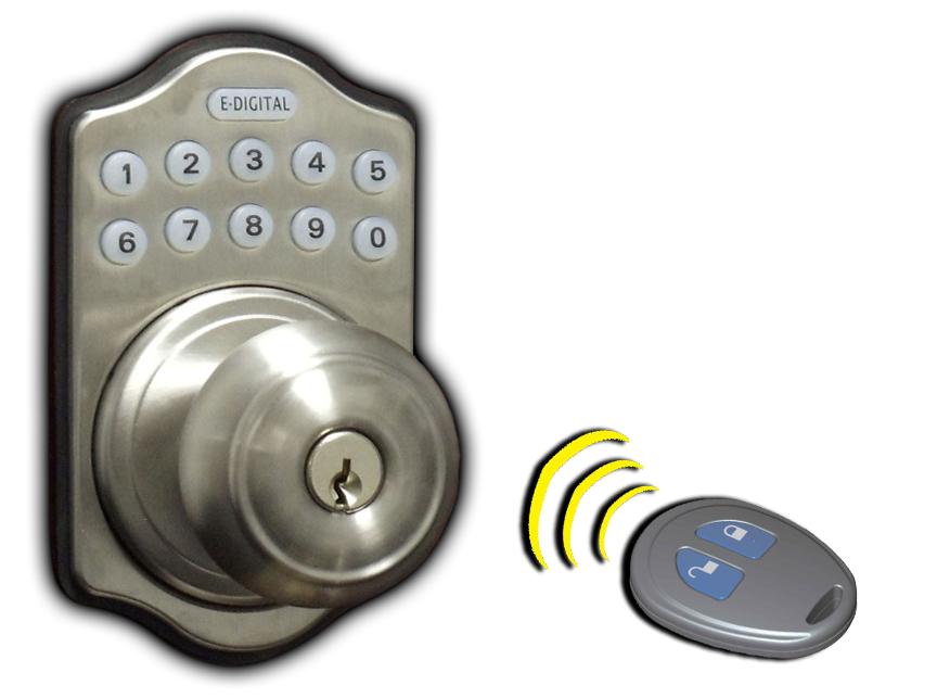 E-930 Electronic Knob Lock