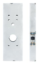 """K-BXAD Gate Box For Schlage AD Series, 200/250/400 Cylindrical 2 3/4"""" BS"""