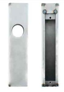 "K-BXA/R-31/32 Lock Box For Adams Rite 1850S, 1851S, 4511, 4710 & 4711, 31/32"" B/S 2 7/16W x 8H x 1 1"